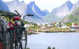 Sykkelferie i Lofoten