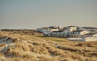 Sola Strand Hotel ligger idyllisk til ved stranden