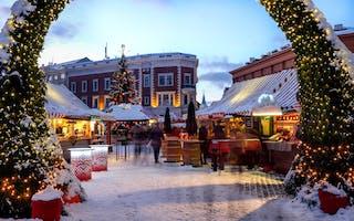 5 julemarkeder som vil få deg i skikkelig julestemning