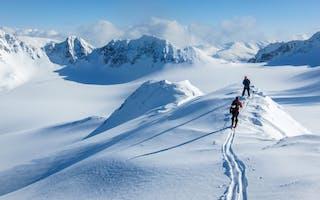 De mest populære feriedestinasjonene i Norge